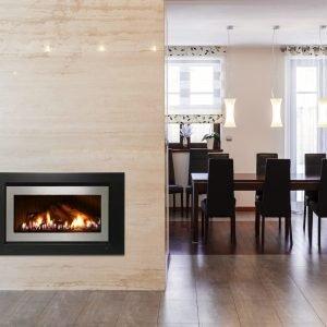 Rinnai 950 Gas Log Fire