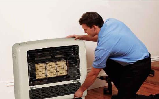 Gas Portable Heater Service
