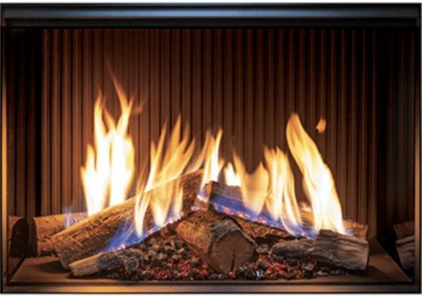 Rinnai LS 800 Gas Log Fire 1