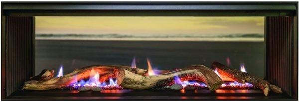 RInnai LS Gas Fire