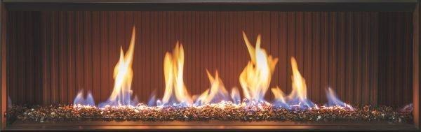 Rinnai LS 1000 Gas Log Fire