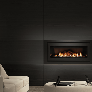 Rinnai 950 Gas Log Fire