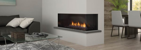 Regency City Series Chicago Corner 40RE Gas Fireplace