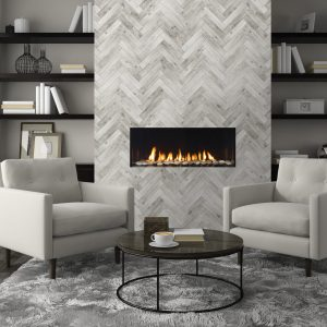 Regency City Series New York View 40 Gas Fireplace