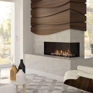 Regency City Series Chicago Corner 40RE Gas Fireplace