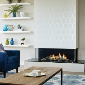 Regency City Series San Francisco Bay 40 Gas Fireplace