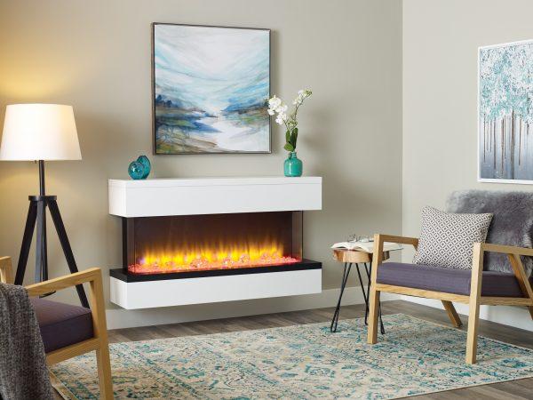 Gazco eReflex 110W Electric Fireplace