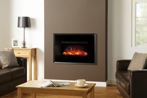 Gazco Riva GER670V Electric Fireplace