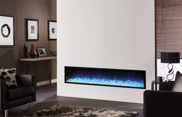 Gazco eReflex 195R Electric Fireplace